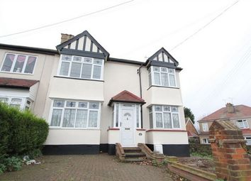 Thumbnail 3 bedroom semi-detached house to rent in Hazelwood Grove, Leigh-On-Sea, Essex