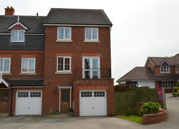 Thumbnail 4 bed end terrace house for sale in Milars Field, Morda, Oswestry