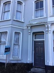 Thumbnail 1 bed flat to rent in 205 Stuart Road, Plymouth