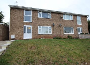 Thumbnail 1 bedroom flat to rent in Combe Fields, Portishead, Bristol