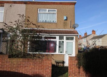 Thumbnail 3 bed end terrace house for sale in Daubney Street, Cleethorpes