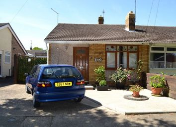 Thumbnail 2 bed semi-detached bungalow for sale in Grendon Walk, Parklands, Northampton