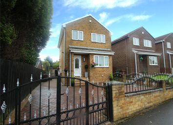 Thumbnail 3 bed detached house for sale in Elder Avenue, Upton, West Yorkshire