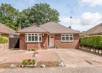 Thumbnail 2 bed detached bungalow for sale in Loncin Mead Avenue, New Haw, Addlestone