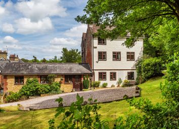 Thumbnail 4 bed detached house for sale in Wolfs Row, Oxted