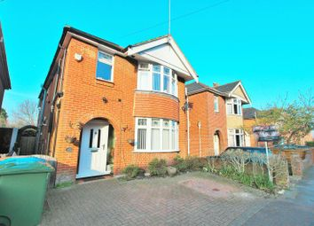 Thumbnail 4 bed detached house for sale in Porchester Road, Southampton