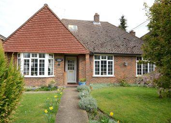 Thumbnail 4 bed detached bungalow for sale in South Road, Ash Vale, Surrey