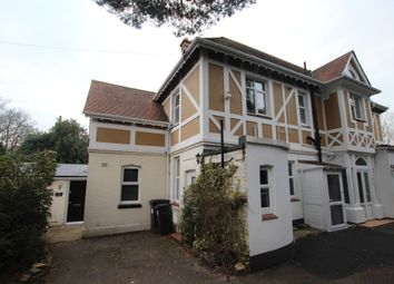 Thumbnail 1 bed flat for sale in Bodorgan Road, Bournemouth