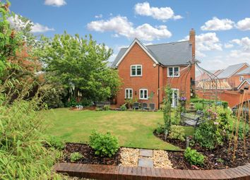 Thumbnail 4 bed detached house to rent in Rowland Close, Pitstone, Leighton Buzzard