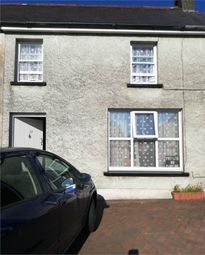 Thumbnail 2 bedroom end terrace house for sale in Hamilton Street, Fishguard, Pembrokeshire