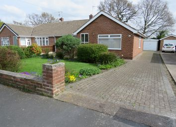 Thumbnail 3 bed semi-detached bungalow for sale in Inglenook Drive, Thorne, Doncaster