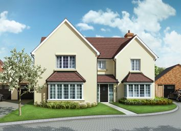 "Thumbnail 5 bed detached house for sale in ""The Sandringham"" at Grange Road, Chalfont St. Peter, Gerrards Cross"