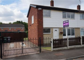 2 bed semi-detached house for sale in Victoria Road, Parkgate Rotherham S62