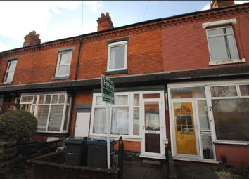 Thumbnail 3 bedroom property to rent in Addison Road, Kings Heath, Birmingham