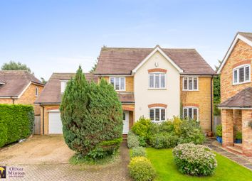 Thumbnail 5 bed detached house for sale in Bakery Close, Roydon, Harlow