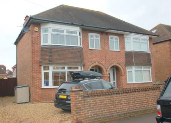 Thumbnail 3 bed semi-detached house for sale in St. Andrews Road, Gosport