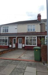 Thumbnail 3 bed terraced house to rent in Elm Avenue, Grimsby
