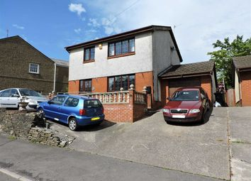 Thumbnail 3 bedroom detached house for sale in Commercial Road, Rhydyfro, Pontardawe, Swansea