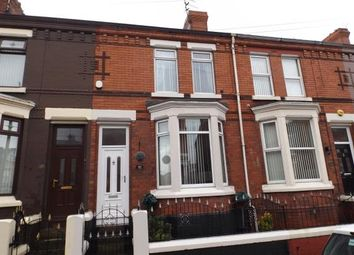Thumbnail 3 bed terraced house for sale in Hale Road, Walton, Liverpool, Merseyside