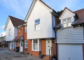 Thumbnail 3 bed terraced house for sale in Ratcliff Court, Kelvedon, Colchester