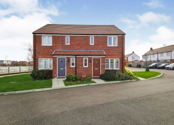 Thumbnail 3 bed semi-detached house for sale in Ellingham View, Dartford