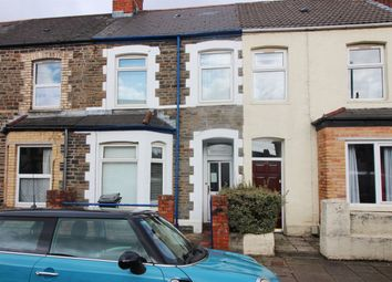 Thumbnail 4 bed terraced house for sale in Norman Street, Cathays, Cardiff