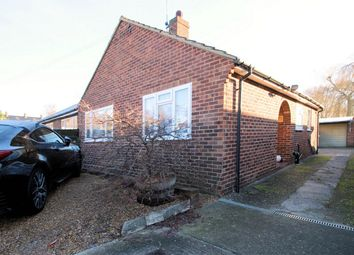 Thumbnail 3 bed semi-detached bungalow to rent in Knaphill, Woking, Surrey