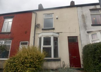 Thumbnail 2 bed terraced house to rent in Tonge Moor Road, Bolton
