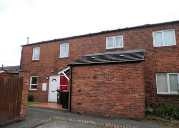 Thumbnail 1 bedroom flat for sale in Catterick Close, Leegomery, Telford