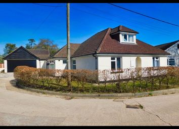 Barney Hayes Lane, Cadnam SO40. 4 bed bungalow for sale