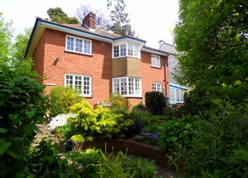 Thumbnail 5 bedroom detached house to rent in St. Davids Hill, Exeter