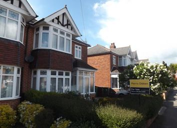 Thumbnail 3 bedroom semi-detached house for sale in Bitterne, Southampton, Hampshire