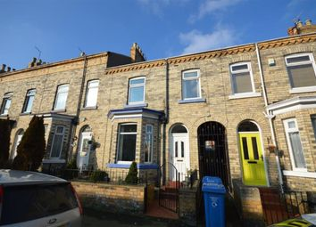Thumbnail 3 bed terraced house for sale in Candler Street, Scarborough