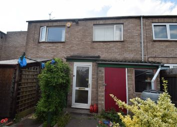 Thumbnail 2 bed end terrace house for sale in Edgecote Court, Northfields, Leicester