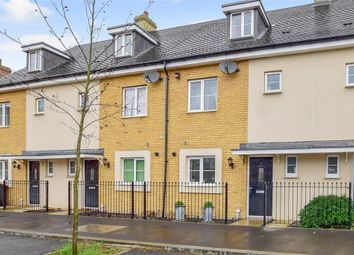 Thumbnail 4 bed town house for sale in Sir Henry Brackenbury Road, Repton Park, Ashford, Kent