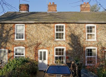 Thumbnail 2 bedroom terraced house for sale in Southgate Street, Bury St. Edmunds