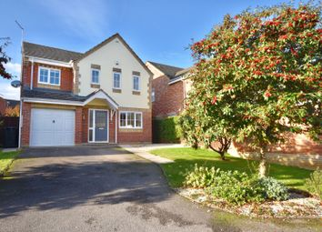 Thumbnail 4 bed detached house for sale in Leighton Close, Wellingborough