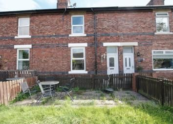 Thumbnail 3 bed terraced house for sale in Railway Cottages, South Newsham, Blyth