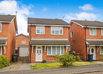 Thumbnail 3 bed detached house for sale in Monkside Close, Washington