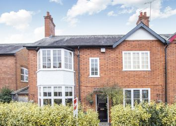Thumbnail 4 bed town house for sale in Sykefield Avenue, Westcotes, Leicester