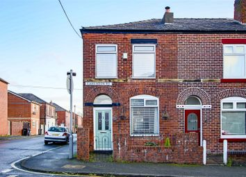 Thumbnail 3 bed end terrace house for sale in Clarendon Road, Swinton, Manchester