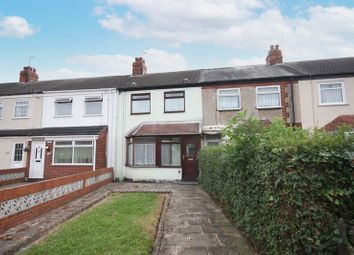 Thumbnail 3 bed terraced house for sale in St. Nicholas Avenue, Hull