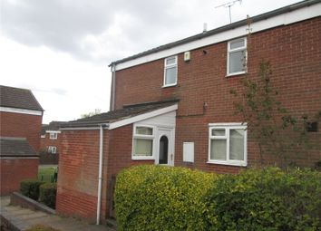 Thumbnail 2 bed end terrace house to rent in Primrose Way, Worksop, Nottinghamshire