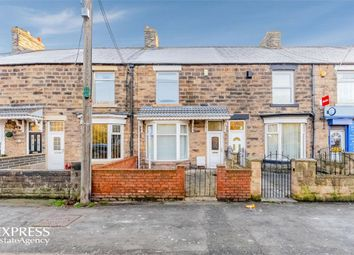 Thumbnail 3 bed terraced house for sale in Station Road, West Auckland, Bishop Auckland, Durham
