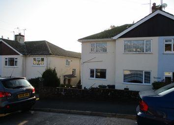Thumbnail 2 bedroom flat to rent in Churston Way, Brixham