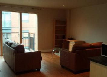 Thumbnail 1 bed flat to rent in Canal Wharf, City Centre