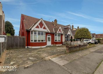 Thumbnail 3 bedroom semi-detached bungalow for sale in Gyllyngdune Gardens, Ilford, Greater London