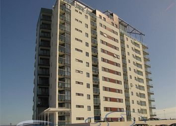 Thumbnail 1 bed flat for sale in Aurora, Maritime Quarter, Swansea