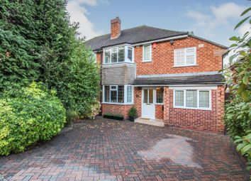 Thumbnail 3 bed semi-detached house for sale in Russell Bank Road, Sutton Coldfield