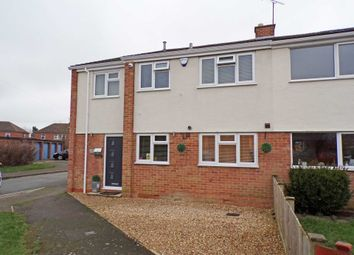 Thumbnail 4 bed end terrace house for sale in Campbell Close, Bicester